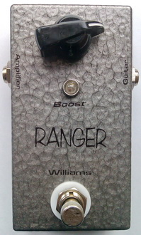 Ranger Treble Booster